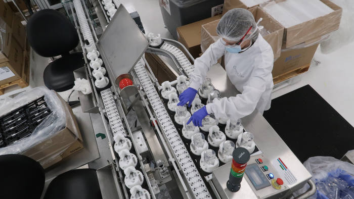 LVMH Modifies Perfume Factories to Make Free Hand Sanitizer