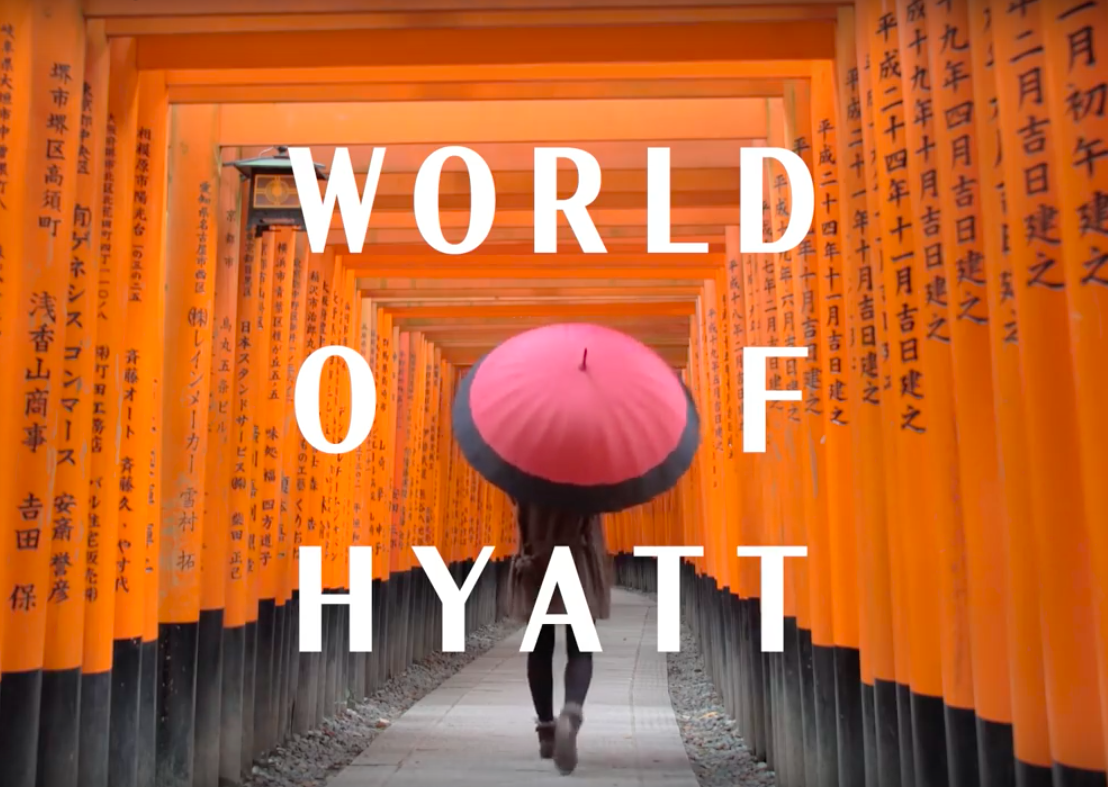The World Of Hyatt Credit Card | One Of The Best Hotel Credit Cards