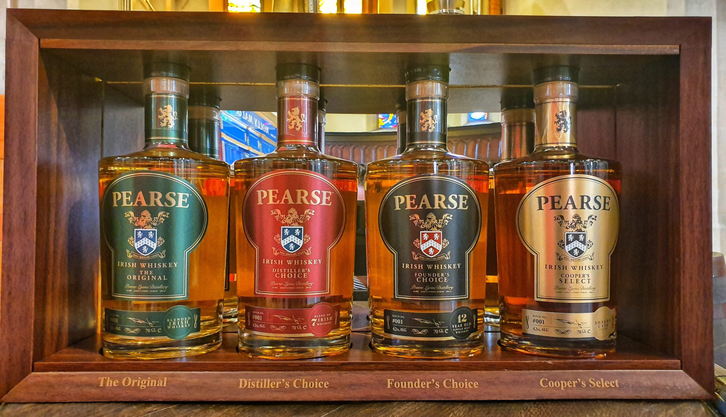 Pearse Lyons Distillery Auctions Rare Irish Whiskey Collection to Benefit Healthcare Heroes