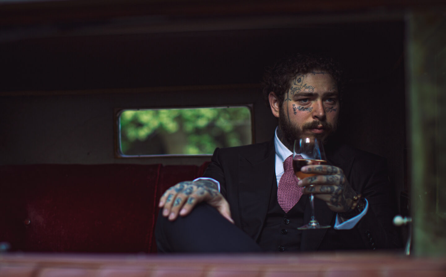 Post Malone Launches Maison No. 9 Rosé