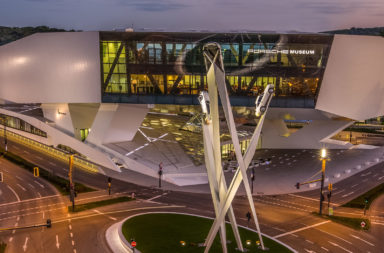 Visit the Porsche Museum, Virtually