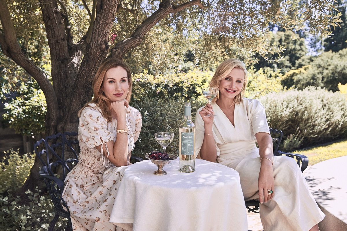 "Cameron Diaz Introduces Avaline ""Clean"" Wine"