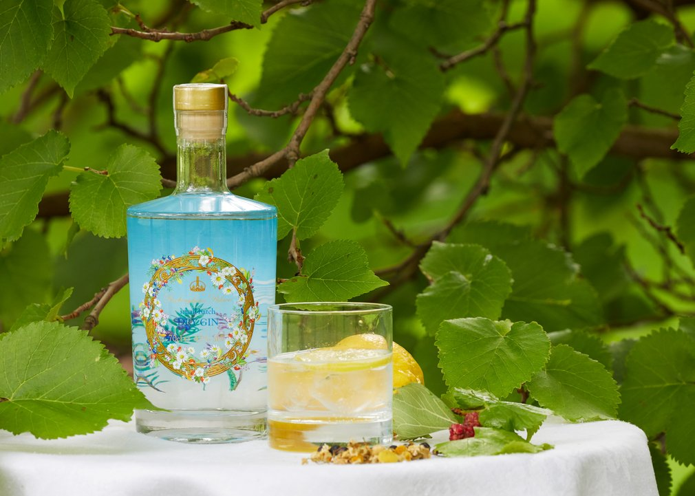 Buckingham Palace Gin Launched